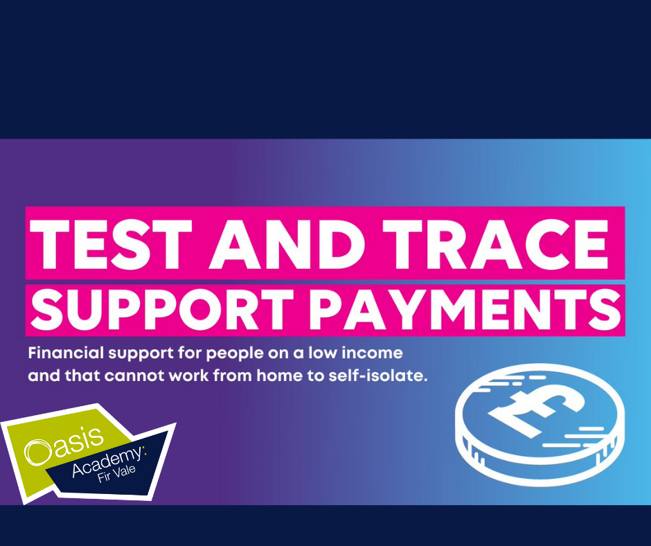 Claiming financial support under the Test and Trace Support Payment scheme