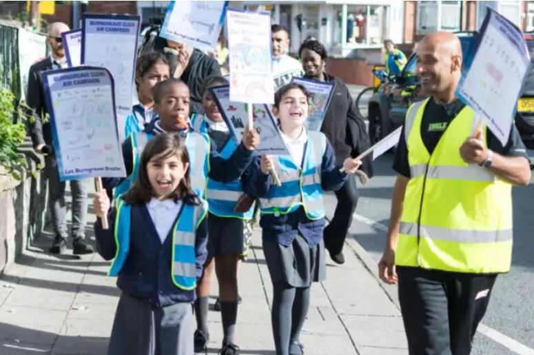 Sheffield primary strives for Healthy School Status